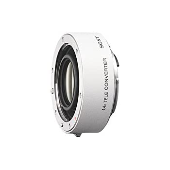 Sony SAL14TC, 1,4fach-Telekonverter weiß: Amazon.de: Kamera