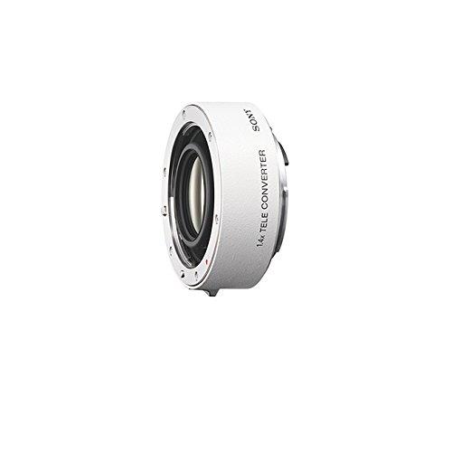Sony SAL14TC - Teleconvertidor para cámaras Sony Alpha (1.4x), blanco