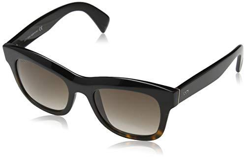 Tod's tod's sonnenbrille to0187 occhiali da sole, nero (schwarz), 52.0 donna