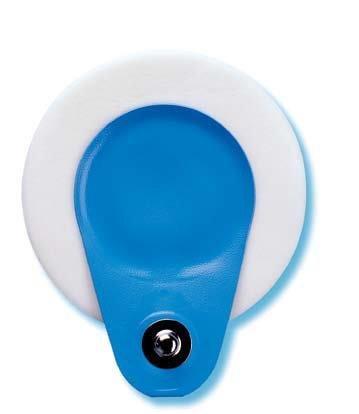 Ambu Blue Sensor (Ambu Blue Sensor R Klebeelektroden 48 mm Druckknopf 25 Stück)