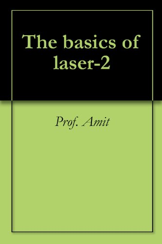 The basics of laser-2 (English Edition)