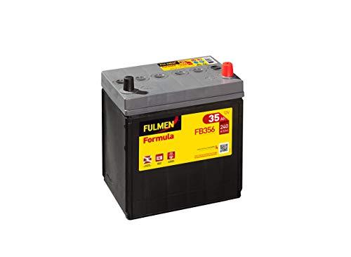 Fulmen - Batterie voiture FB356 12V 35Ah 240A - Batterie(s) - 540126033 ; A