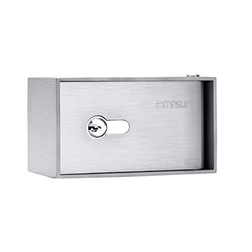 Hochwertiger Schlüsseldepot mit Profilzylinder - M3 25PZ für die Hinterlegung und Aufbewahrung von Objektschlüsseln und Zutrittsmedien
