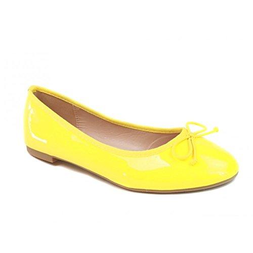 no-name-ballerine-donna-giallo-giallo-37