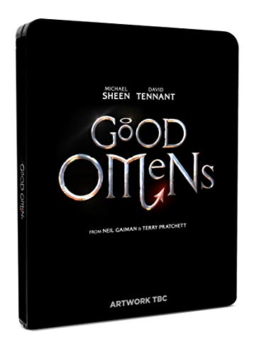 Good Omens [Limited Edition Steelbook] [Blu-ray] [2019]