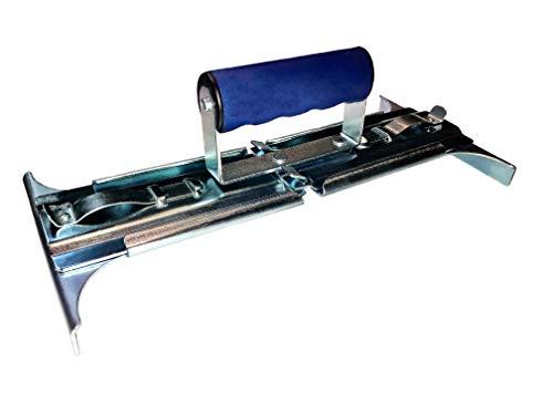 Plattenheber Fliesenheber Profi-Qualität - Geeignet für 30-50 cm Platten - 6-stufig verstellbar