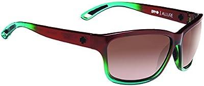 Spy Gafas de sol Allure polarizadas chip de menta Fade-Happy Bronze Polar