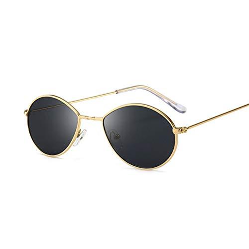 DWSYDA Sonnenbrille Damen Damen Cat Eye Sonnenbrille Small Frame Sonnenbrille Weiblich,2