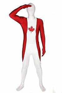 Morphsuits - Disfraz de segunda piel (pegado al cuerpo) adultos, talla XL (MFCAX)