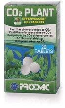 20x Tabletas/Pastillas CO2 Prodac Cultivo/Acuario