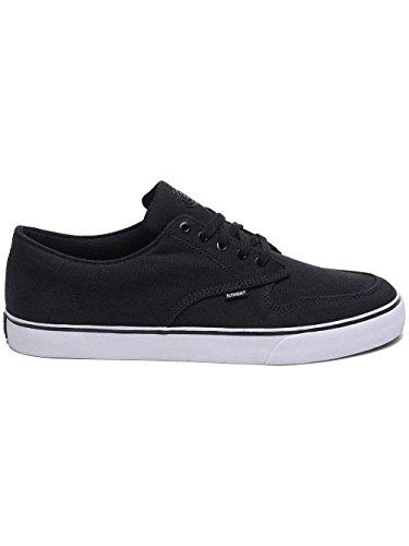 Element Topaz C3 Scarpe, Low Top Sneaker Nero