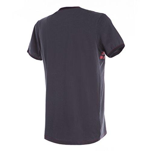 DAINESE-1896752011M-T-shirt-Antracite-Taglia-M