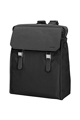 "Samsonite B-Supreme Business Zaino 14.1"", Poliestere, Nero, 13 ml, 37 cm"