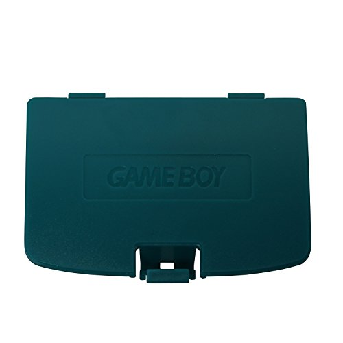 Remplacement Timorn Trappe batterie Compartiment pour Nintendo Game Boy Color (Citron vert)