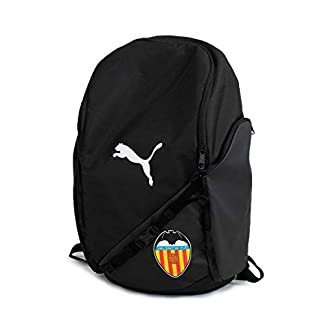 31voUopQC7L. SS324  - Puma Valencia CF Liga 2019-2020, Mochila, Vibrant Orange Black