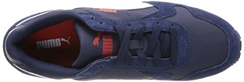 Puma ST Runner NL - Sneakers unisex Blu (Blau (peacoat-white 03))