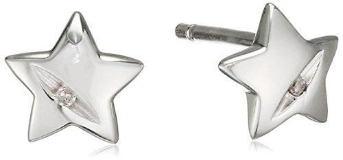 Hot Diamonds Shooting Stars Sterling Silver Earrings