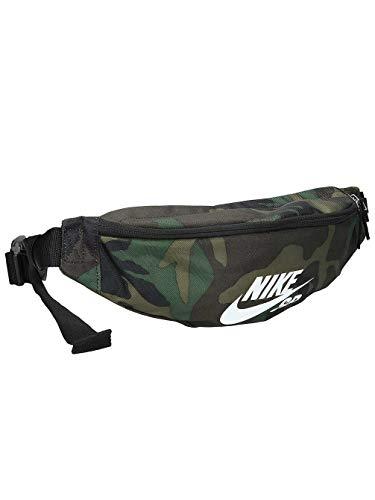 Nike Ba6067 Gürteltasche 10 Centimeters Mehrfarbig (Iguana/Black/White) - Heritage Tasche