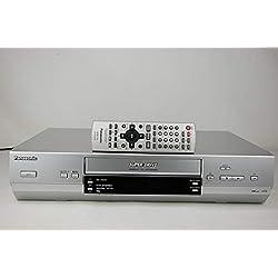 Panasonic NV-HV 61 EG-S - Reproductor HiFi y grabador de vídeo, color plateado [Importado de Alemania]