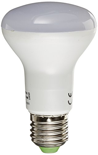 EMOS LED Glühlampe Classic R63 10W E27 neutralweiß, Glas, 10 W, Transparent, 6,5 x 6,5 x 11,5 cm