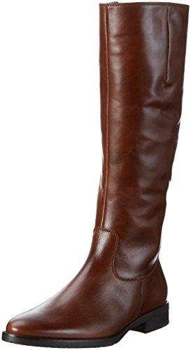 Gabor Shoes 51.678 Damen Reitstiefel, Braun (sattel 32), 38.5 EU (5.5 Damen UK) - Brown Knee High Boots