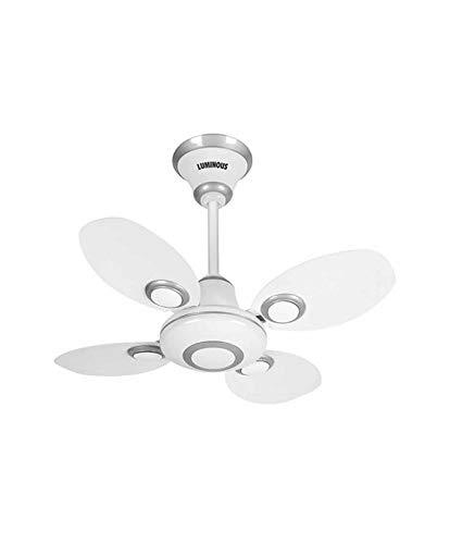 PetalAir 600mm 4 Blade Ceiling Fan (White)