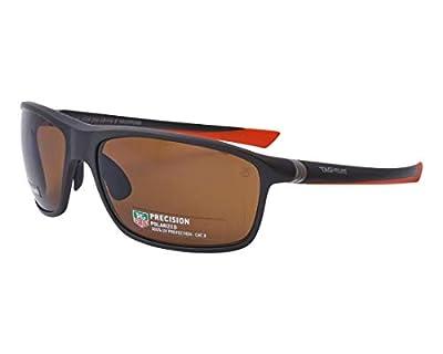 TAG Heuer 27 Degree POLARIZADO TH6023 206 Brun / Naranja / Puro // Marrón mate / Naranja / Puro / Marrón de precisión GAFAS DE SOL DEPORTIVAS