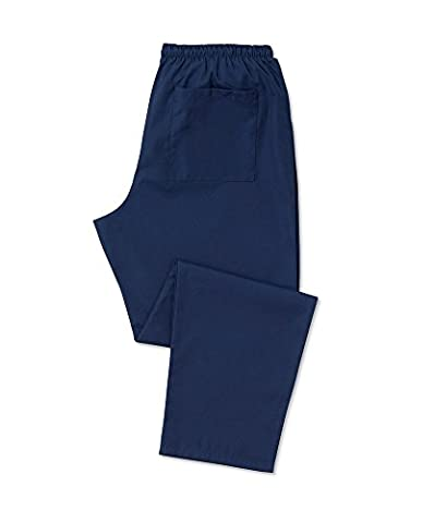 Scrubs Trousers, choice of size and colour (XS 26 inch waist (R), Navy)