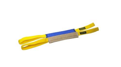 Artikelbild: Dean & Tyler Pocket Tug Paket enthält Jute/Französisch Leinen Tug, lang, 30x 5cm, 2Stück