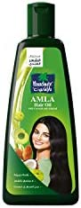 Parachute Amla Hair Oil, For thick, long and strong hair, 200ml