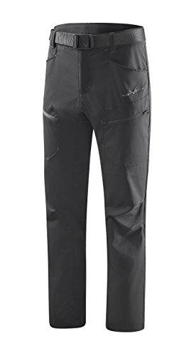 Black Crevice Pantalon de Trekking pour Homme, Noir, XL
