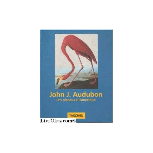 John James Audubon, Les oiseaux d'Amérique