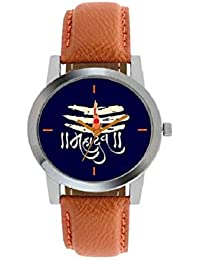 R P S Fashion New Look Watches Mhadev Blue Dila Watches For Men