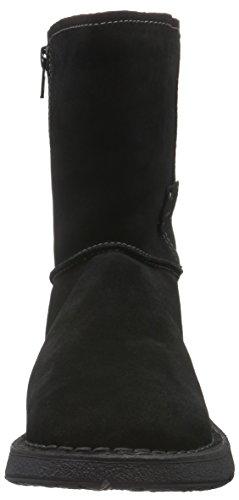 Camel Classiques Femme Bottes Noir Black 14 Balance 71 Active FIrXF