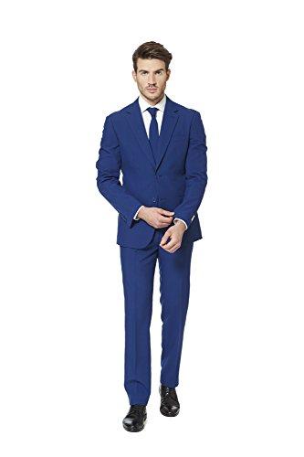 Mr. Navy Royale Opposuits Anzug XL (56/58) (Anzug-jacke Blauen Navy)