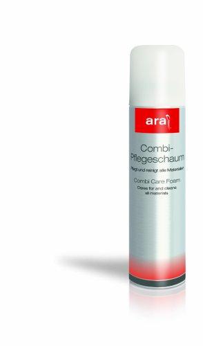 Ara Combi Pflegeschaum 150ml pflegt und reinigt alle Materialien (Grundpreis: 100 ml = 5,30 EUR)