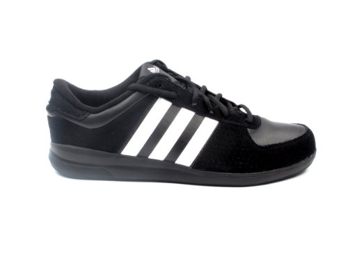 Adidas 9174 Leather G43784, Chaussures Mode Homme Noir