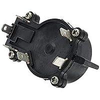Casavidas Motorschalter Drehzahlregler für Hangkai ET45L/ET55L/ET65L Elektrischer Außenbord, Marine für Hangkai