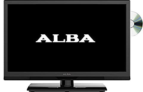 Alba 19 Inch HD Ready Freeview LED TV DVD Combi