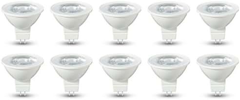 AmazonBasics ampoules LED GU5.3 4,5 W (35 W)