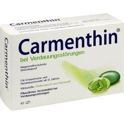 CARMENTHIN bei Verdauungsstörungen msr.Weichkaps. 42 St magensaftresistente Weichkapsel by CARMENTHIN