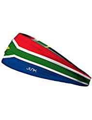 JUNK Brands South Africa Flag Big Bang Lite Headband Cinta de Pelo, Unisex Adulto,