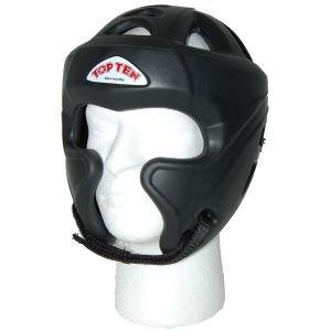 Top Ten Kopfschutz Training mit Jochbeinschutz für Boxen Kickboxen und MMA