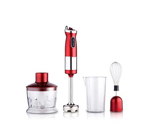 HJXJXJX Baby Nahrung Ergänzung Maschine 37 * 6.7cm Hause Multifunktions-700W Hand-Koch-Stick (700 Watt Blender)
