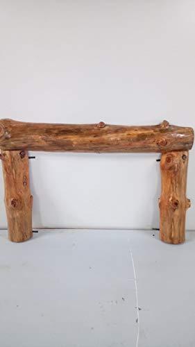 Framework - Marco de chimenea de pino natural.Ideal para una chimeneas rústicas....