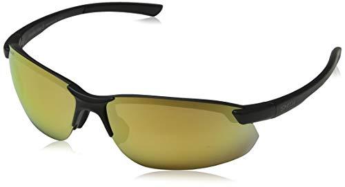 Smith Optics Unisex-Erwachsene Parallel Max 2 Sonnenbrille, Mehrfarbig (Mtt Black), 71 (Sonnenbrille Für Damen Von Smith Optics)