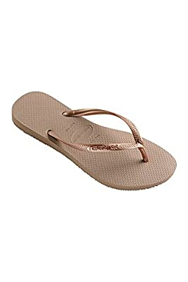 Havaianas Woman Slim Sandal Rose Gold