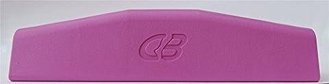 CB Kalb. Bar | Effektive Linderung für Ferse Schmerzen & Enge Waden | für Verwendung zu Hause oder im Fitnessstudio | Treat & verhindern achillessehnenentzündung und Plantarfasziitis, rose