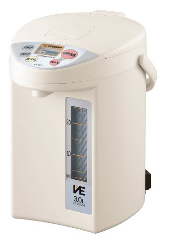 Zojirushi 3.0L MICOM VE Electric Dispensing Pot CV-CSQ30