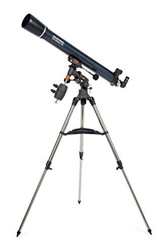 Celestron AstroMaster 90 EQ Refraktor 90/1000 Teleskop